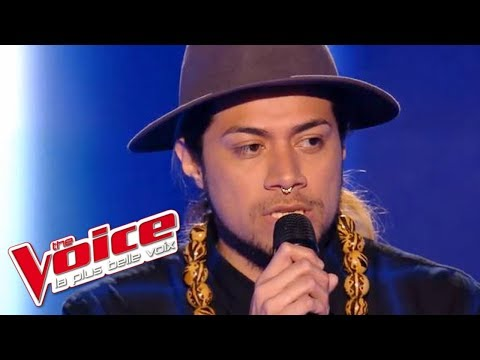 The Voice 2016 │Romain Mackenzie - Stole the Show (Kygo) │Blind Audition