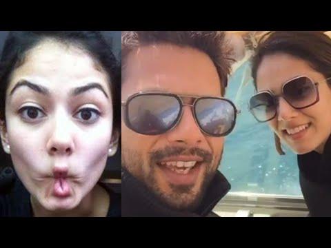 Shahid Kapoor's wife Mira Rajput's FIRST Instagram Video