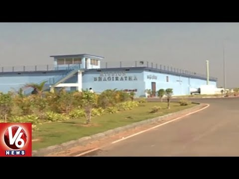 Private Mineral Water Plants Spreading Rumors On Mission Bhagiratha Project | V6 News