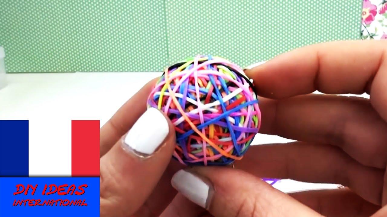 Fabrication Balle Rebondissante Balle Rebondissante Rainbow