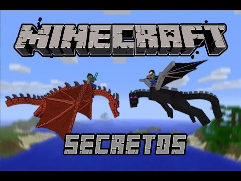 50 SECRETOS DE MINECRAFT!