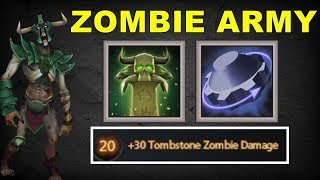 These Zombies are INSANE | Dota 2 Ability Draft