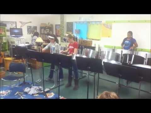 Virginia Beach Friends School Percussion class outtakes
