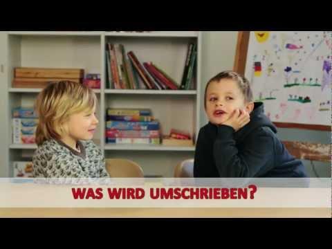 Kinder beschreiben einen Gegenstand - 6 - DIE BESTIMMER - Kinder haften für ihre Eltern - (Full HD)