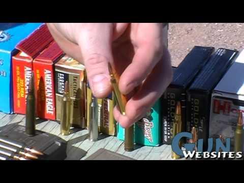 Ultimate 5.56 / .223  Ammo Comparison