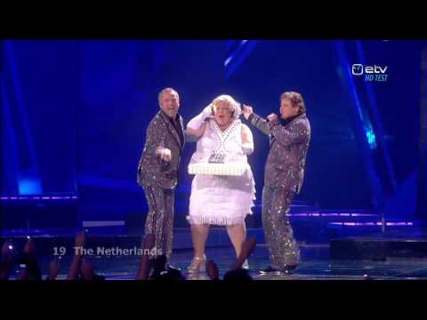 19.The Netherlands. The Toppers - Shine HD