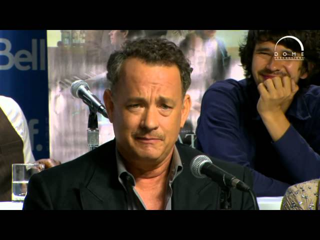 CLOUD ATLAS Press Conference | Festival 2012