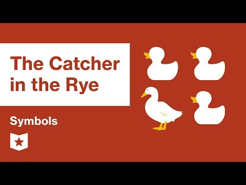 The Catcher in the Rye by J.D. Salinger   Symbols