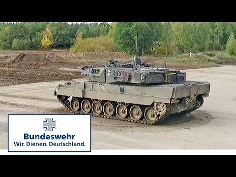 """""""Tiere aus Stahl"""" - Fahrzeuge der Bundeswehr"""