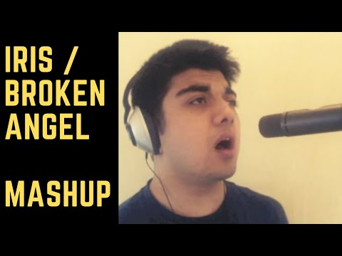 Boyce Avenue meets The Goo Goo Dolls - Broken Angel & Iris Medley/Mashup Cover! | Advait Video