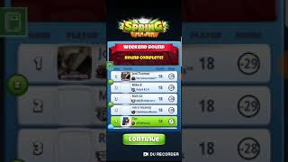 Expert 1st, 3rd and 5th Chest Opening Spring Major Golf Clash