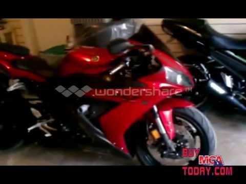 Lucille(r1) Vs. Jada Fire(zx-14r) Pre Race video