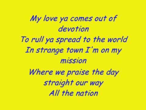 R.I.O - Shine on (with lyrics)