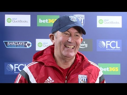 PRESS CONFERENCE | Tony Pulis previews his first Premier League game as head coach of Albion