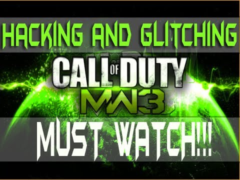MW3 Hacking and Glitching MUST WATCH Proof