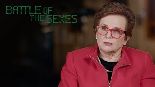 BATTLE OF THE SEXES   Billie Jean King Talks About The Development Of The WTA   FOX Searchlight