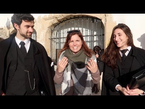 Coimbra: Wohnt hier Harry Potter?・Vlog #112 ・Portugal