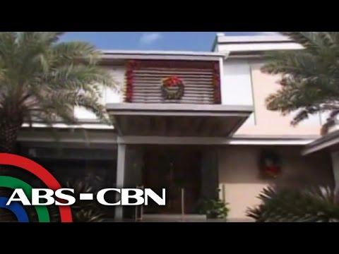 Kris tours house of Coco Martin