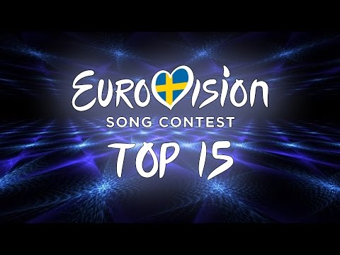 TOP 15 | Eurovision Song Contest 2016