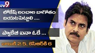 Pawan Kalyan demands probe into Nara Lokesh's corruption