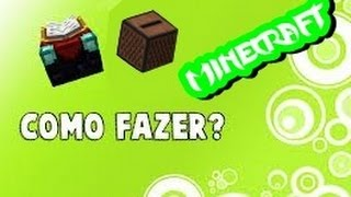 Como fazer Altar de encantamentos e Jukebox no minecraft 1.4.5