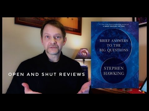 Open & Shut Book Reviews: Brief Answers To The Big Questions