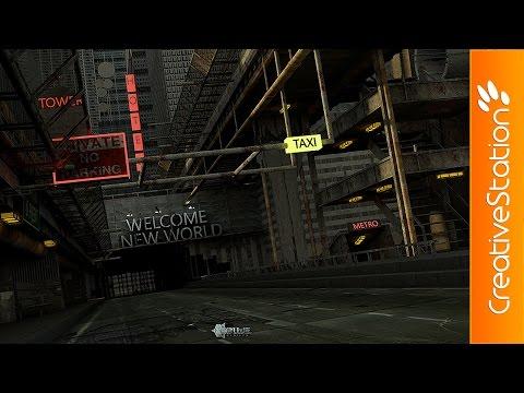 New World  - 3D Speed art (#Cinema4D) | CreativeStation