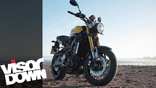 Yamaha XSR900 review | Visordown road test