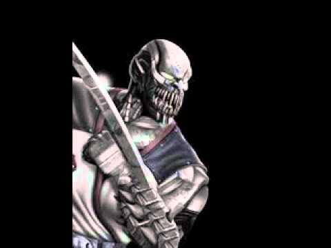 Cyber MK9 Characters - YouTube