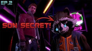 LE SECRET DE ROCKET! (GDLG Telltale, Ep.2 #1)