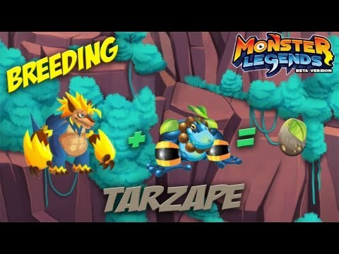 monster legends how to get basthet