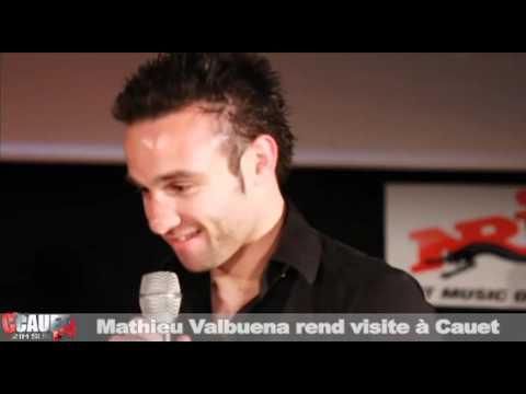 Mathieu Valbuena rend visite à Cauet - C'Cauet sur NRJ