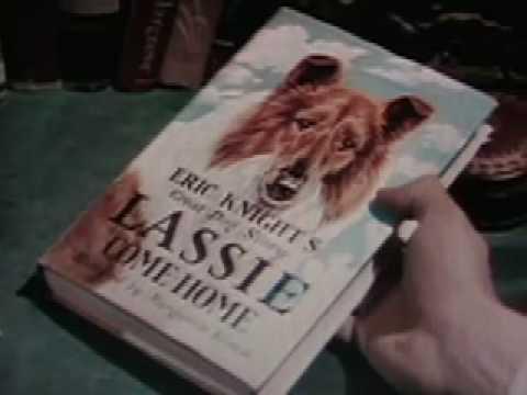 Lassie Come Home trailer. Original 1943 Lassie movie