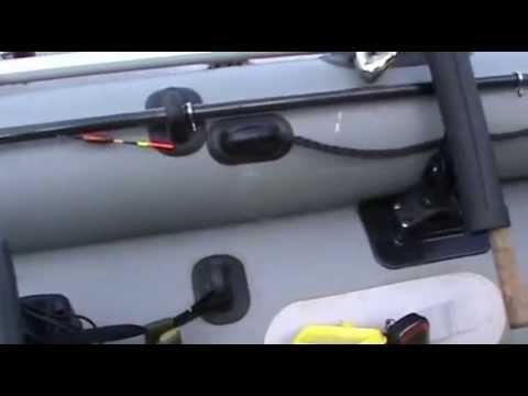 Днище на лодку пвх своими руками