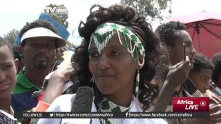"CCTV - Ethiopia Celebrates ""Erecha"" ;The Beginning Of Spring"
