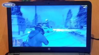 HP 250 GTA5 Gameplay
