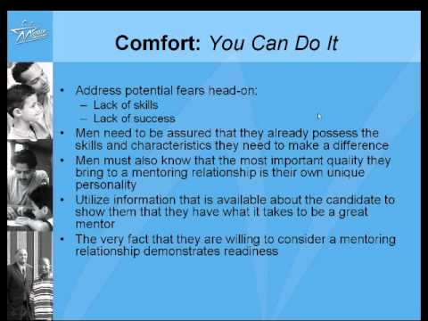 National Mentoring Month: Mentor Recruitment - Quality in Action Webinar, January 2011