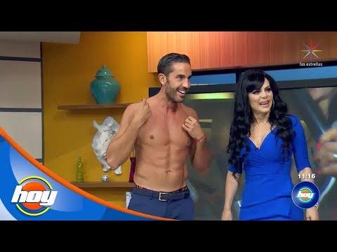 ¡Maribel Guardia revela sus mejores tips de belleza!   Hoy