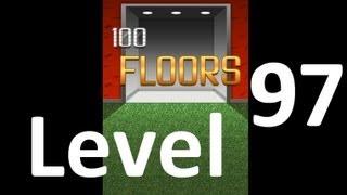 100 floors level 97 floor 97 solution walkthrough game for 100 floors floor 97