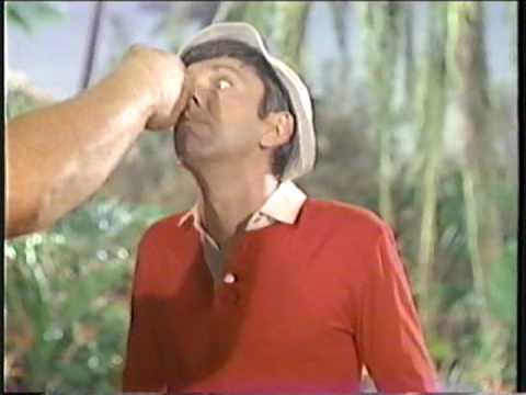 Gilligan's Island: Watering the Skipper