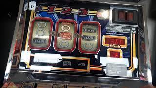 golden ghost fruit machine 2018 sandown pier - uk arcades
