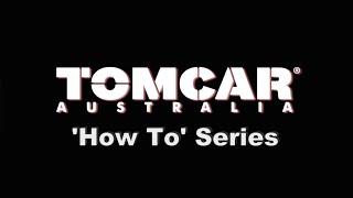 Tomcar Australia: 'How To' Series - Remove & Install CVT Drive Belt