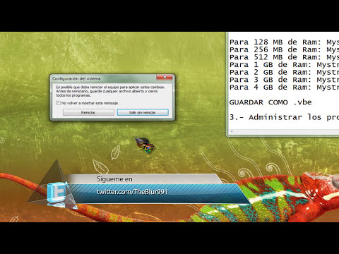 Como optimizar mi PC al 100% sin programas | Acelerar mi PC | Aumentar la velocidad
