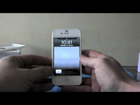 Unboxing e prima accensione di iPhone 4S - AVRMagazine.com