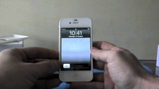 Unboxing e prima accensione di iPhone 4S - AVRMagazine.com