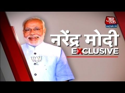 Exclusive: Narendra Modi's most revealing interview - Full length