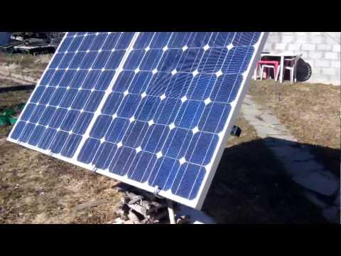 Дом на солнечных батареях, подмосковный опыт.
