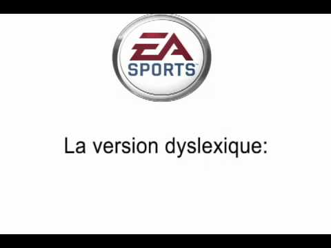 EA SPORTS voice by Andrew Anthony – French sub