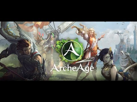 Download And Install Archeage ( BEST MMORPG GAME )