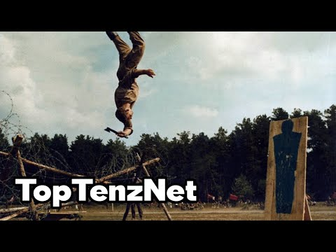 Top 10 Awesome Skills Learned by SPECIAL FORCES